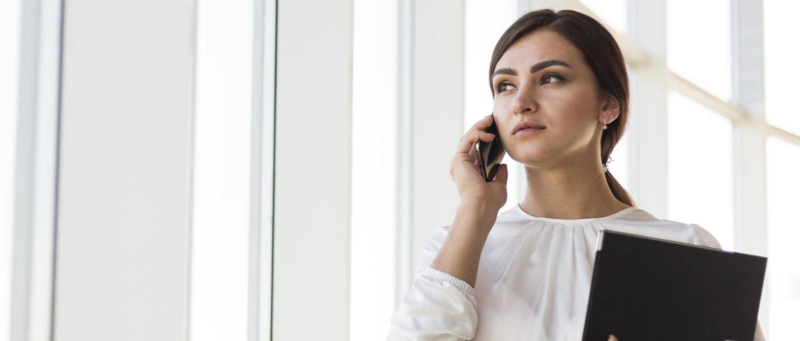 Como o discurso de venda por telefone ou call ajuda a equipe comercial