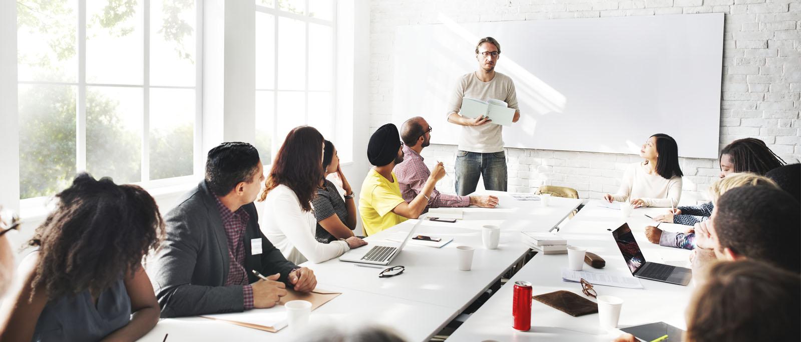 7 passos para aplicar treinamentos de vendas B2B